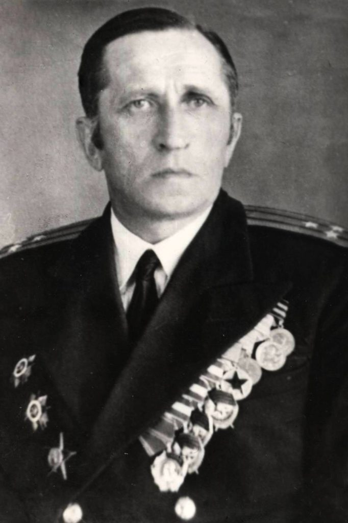 АВРААМОВНиколай Юрьевич